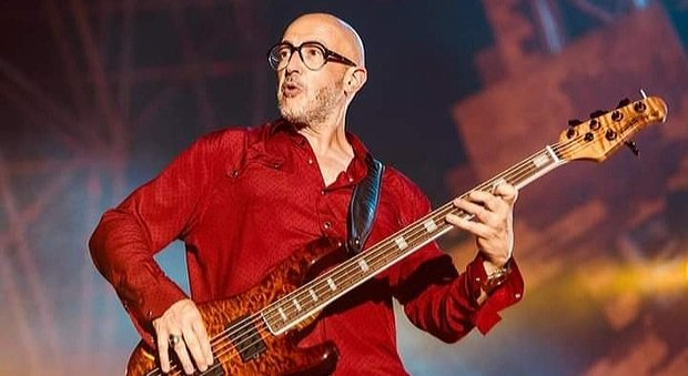 Il grandissimo bassista ascolano Saturnino Celani