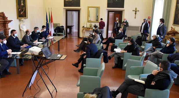 La conferenza stampa di presentazione del progetto Adriatic Link