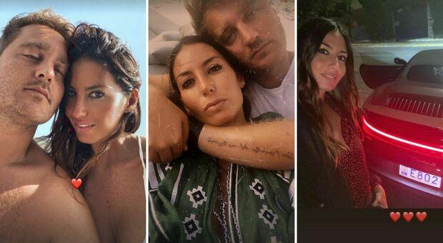 Elisabetta Gregoraci, il nuovo fidanzato è Simone Coletti: le foto postate sui social