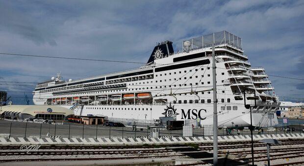 Msc Crociere ha escluso Ancona dalla mappa degli itinerari estivi
