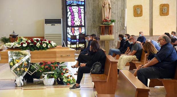 Il funerale a Sant'Orso
