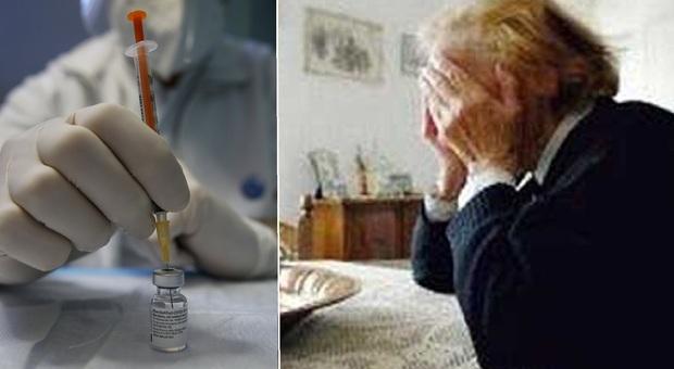 Montecosaro, l'ultimo trucco dei tuffatori di anziani: «Prenotiamo per il vaccino Covid». Scatta l'allarme