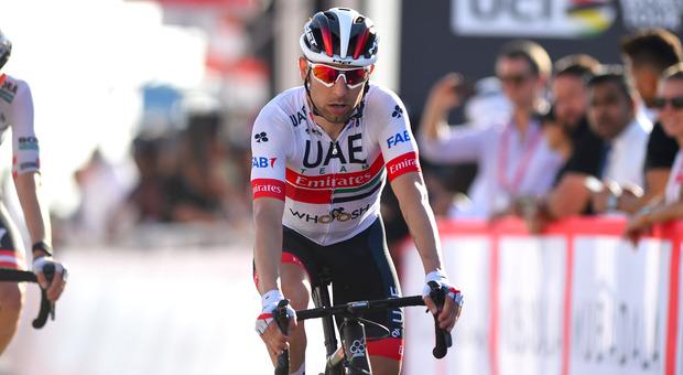 Il ciclista Diego Ulissi