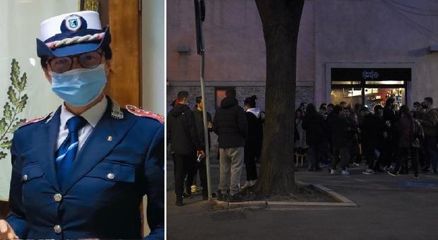 Fano, in giro senza mascherina? La comandante dei vigili avverte: «Multe Covid anche con le fotografie»