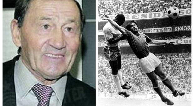 Tarcisio Burgnich è morto, l'ex difensore di Inter, Napoli e della Nazionale aveva 82 anni