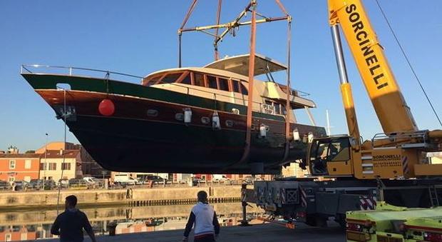 L'export delle Marche riprende il largo: tutto merito della nautica