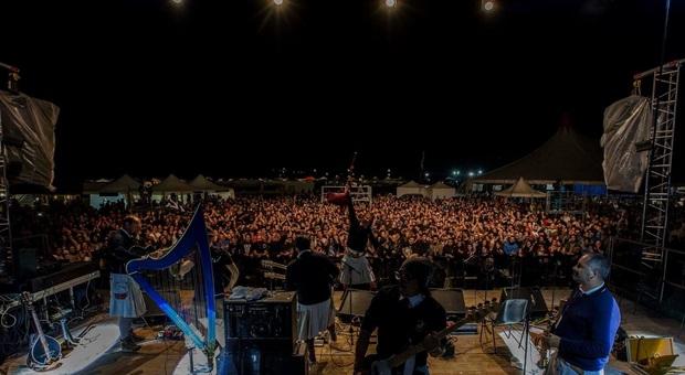 Un concerto di Montelago Festival