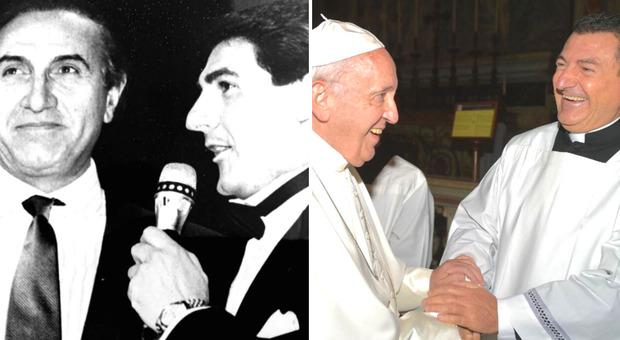 Fabrizio Gatta, da presentatore a prete: «Avevo successo, belle auto, belle donne ma mancava qualcosa»