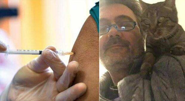 Lecco, muore poche ore dopo la prima dose di vaccino Pfizer, Giorgio aveva 52 anni: la famiglia sporge denuncia