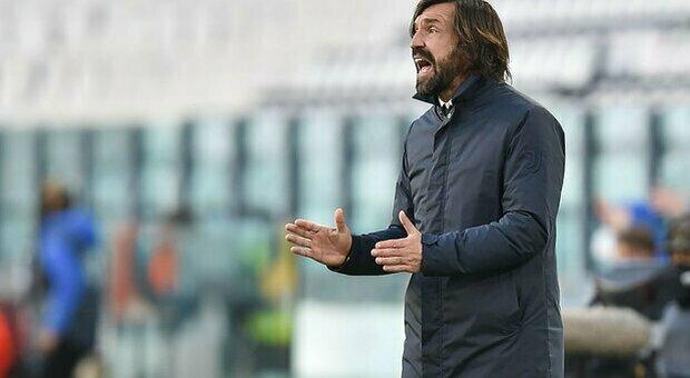 """Juventus, Pirlo: """"Il futuro? Guardo al presente, obiettivo Champions e Coppa Italia"""""""