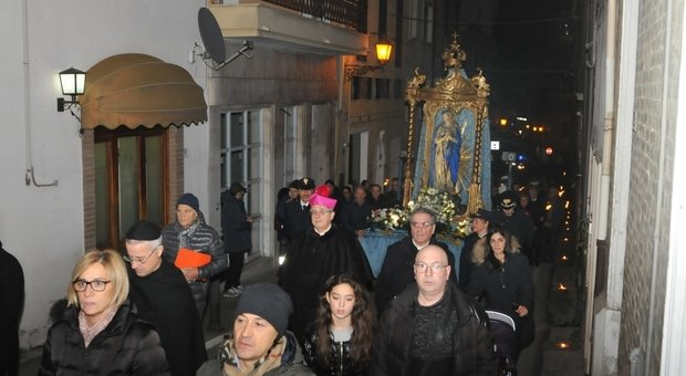 La festa dell'Immacolata a San Benedetto