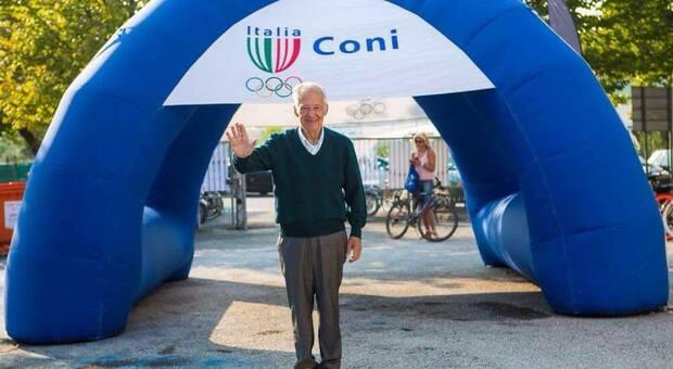 Gabriele Cavezzi, figura storica dell'atletica sambenedettese