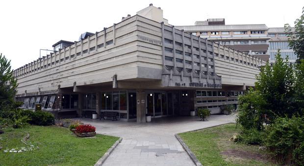 L ospedale civile di Macerata