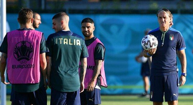Euro2020, l'Italia cerca il bis contro la Svizzera: una notte all'Olimpico con vista Londra