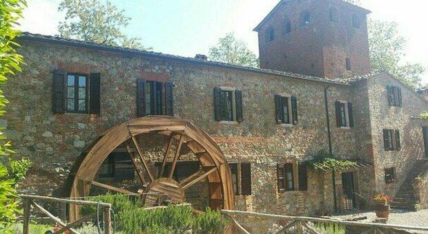 """Siena, il """"Mulino Bianco"""" va all'asta: l'immobile in vendita per poco più di un milione di euro"""