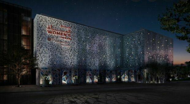 All'Expo di Dubai il padiglione delle donne: «Il futuro passa da noi»