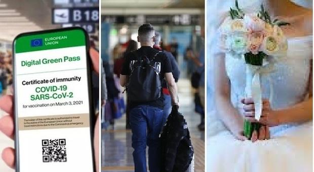 Dai matrimoni ai viaggi: a cosa serve e come si ottiene il Green Pass Covid. Si può avere anche senza vaccino: ecco come