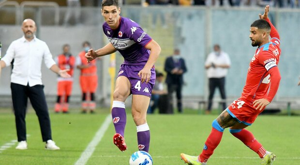 Fiorentina-Napoli in diretta LIVE alle 18: probabili formazioni