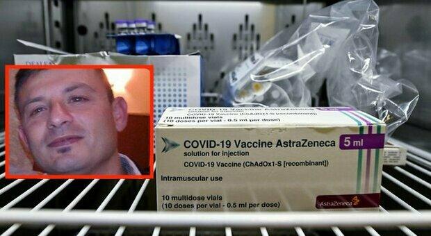 Vaccino AstraZeneca, l'Aifa vieta il lotto ABV2856. Le verifiche dopo la morte di un militare di 43 anni