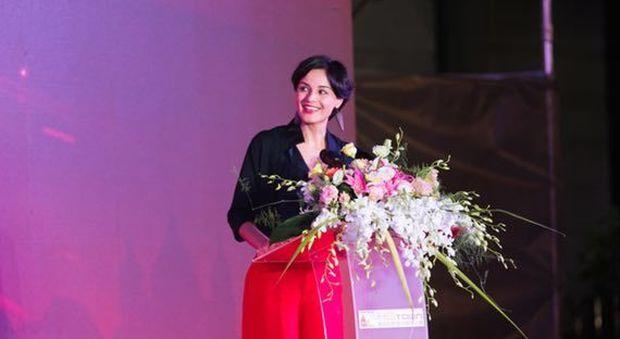 Lucia Pasqualini, console italiano a Canton