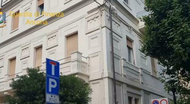 L'abitazione confiscata alla ladra rom