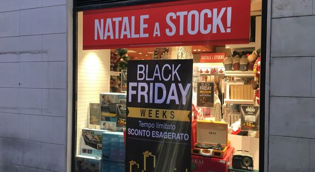 Il Black Friday e i regali di Natale