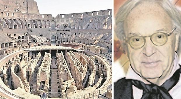 Che meraviglia gli ipogei del Colloseo: il restauro è firmato Tod's. Il ministro: «Vero mecenatismo»