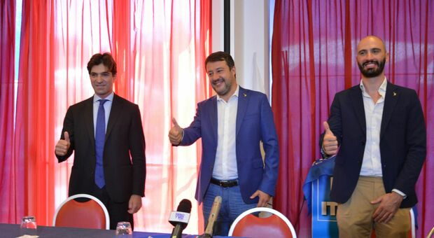 Fratelli d'Italia mette i paletti alla Lega nelle Marche: «Calma o vale il modello Umbria»