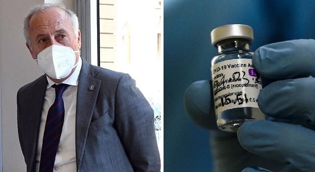 Caos AstraZeneca, Saltamartini: «Seconda dose a chi ha già ricevuto la prima. Liste per vaccinarsi? Aspettiamo il ministero»
