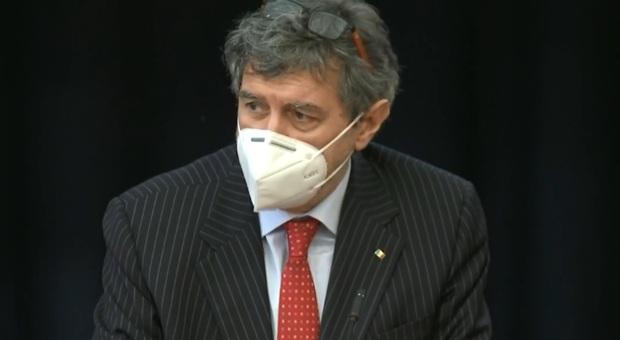Marco Marsilio presidente della giunta regionale dell'Abruzzo