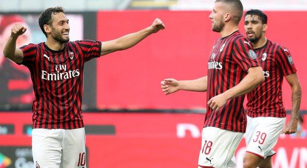 Milan-Roma, dalle 17.15 La Diretta le formazioni ufficiali: rivoluzione Fonseca con 6 cambi