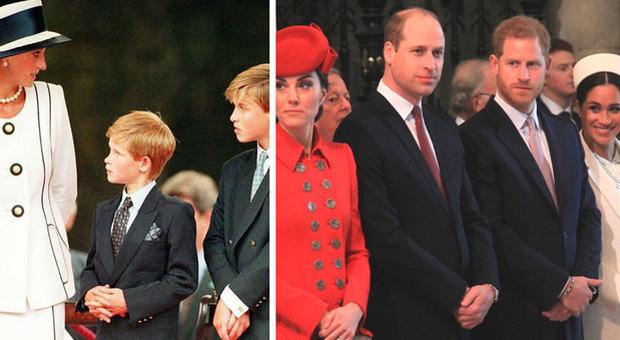 «Lady Diana sarebbe orgogliosa di William e Harry e delle meravigliose mogli»: l'intimo racconto di Sarah Ferguson