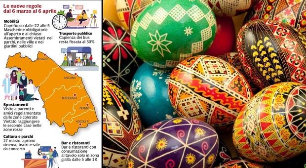 Bar, spostamenti, spostamenti e visite agli amici: ecco la Pasqua blindata dal nuovo Dpcm Covid