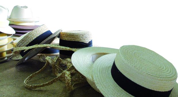 I cappelli di Montappone sono venduti in tutto il mondo