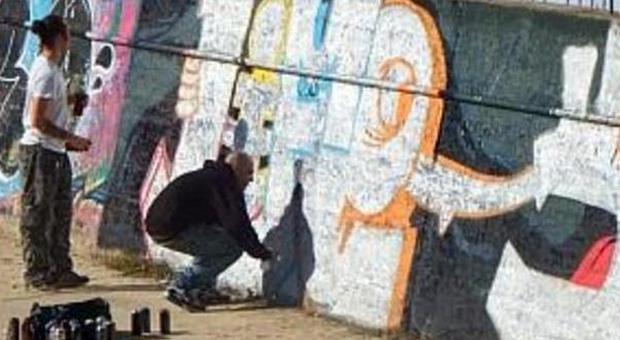 Il Comune istituisce un albo per writers e artisti di strada