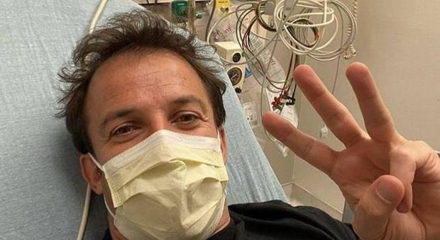 Alessandro Del Piero ricoverato: «Ancora non ci credo come una cosa piccola possa fare così male»