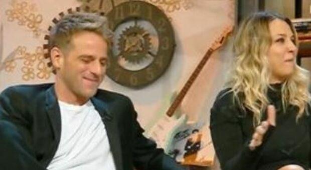 Myriam Catania e Quentin in tv insieme per la prima volta dopo il ritorno di fiamma: continuano gli alti e bassi