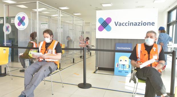Hub vaccinale