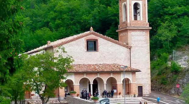 Madonna dell'Ambro, sistemato anche il conventino: i Sibillini sempre più meta dei pellegrinaggi