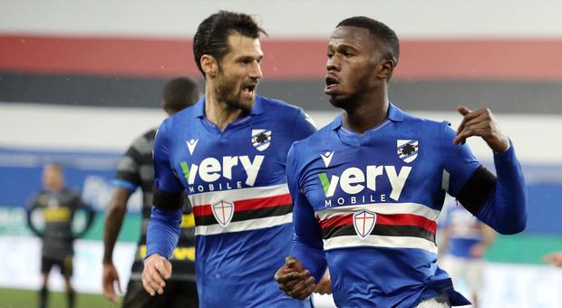 Sampdoria-Inter diretta Fuori Lukaku, Conte sceglie Sanchez