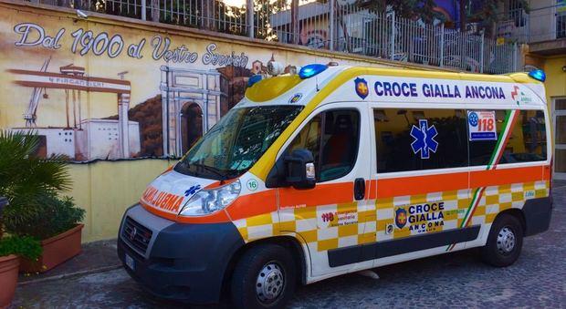 Ancona, rischia di partorire in casa piano d'emergenza per ...
