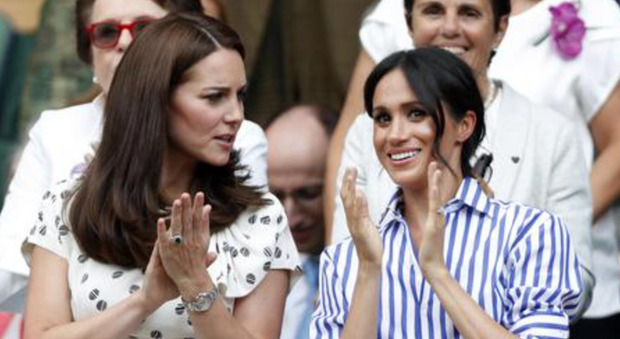 Kate Middleton, la risposta inaspettata a Meghan Markle: «L'ho fatta piangere? Ecco com'è andata davvero...»