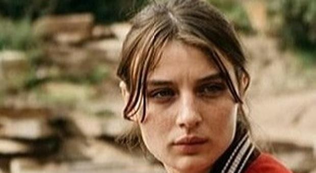 L'attrice ascolana Alice Pagani