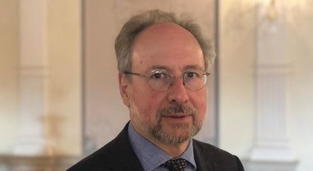 Vincenzo De Vivo, direttore artistico della stagione lirica delle Muse e dell'Accademia Lirica di Osimo