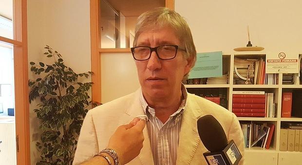 Il presidente dell'ordine provinciale di Pesaro Urbino dei medici, Paolo Maria Battistini