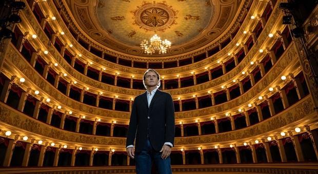 Il ct azzurro Roberto Mancini