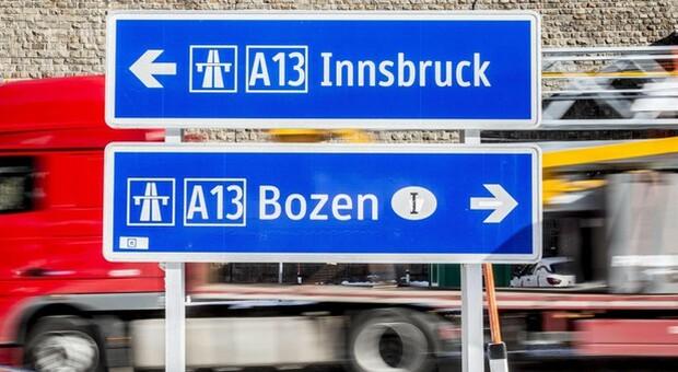 Al Brennero solo il 27% delle merci viaggia su rotaia