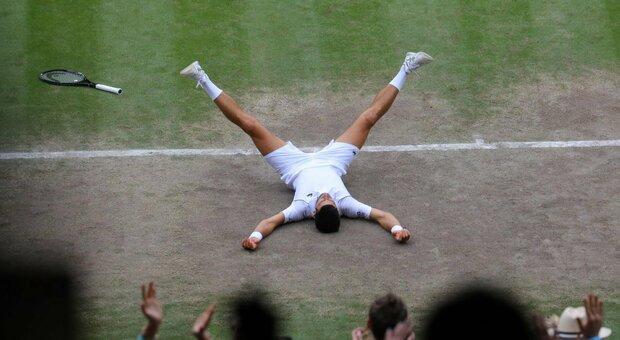 Pagelle Wimbledon: Djokovic 9, Berrettini 6.5. Troppo forte il serbo a caccia ora del Grande Slam