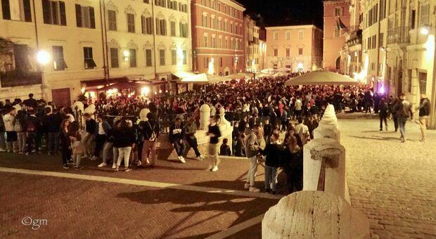 Sos Piazza del Papa, i locali si blindano. Dopo l ultima maxi rissa gli operatori si affidano alla vigilanza privata