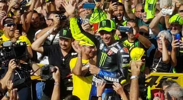 """""""Tavullia in moto"""" sarà un grande saluto a Valentino Rossi: tutto pronto per l'invasione gialla"""